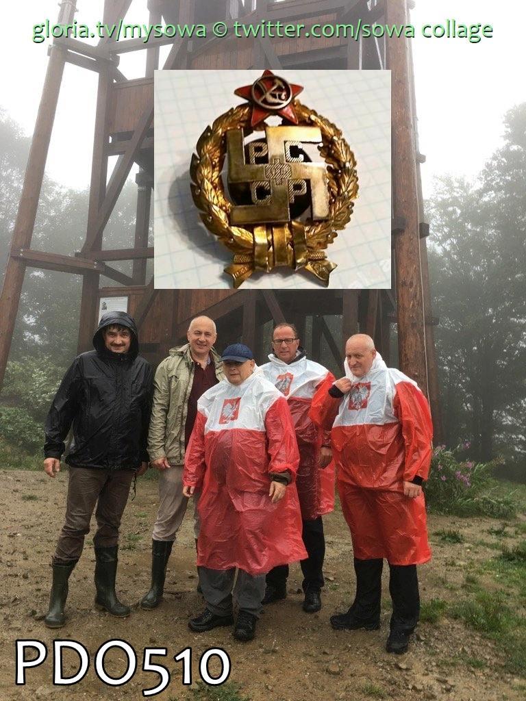 Szczyt komizmu sowa kaczynski brudzinski pdo510