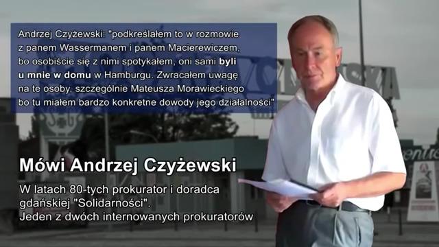 Czyzewski macierewicz