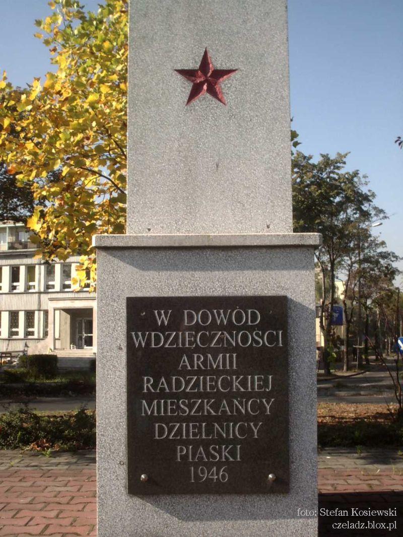 Czeladz_piaski_czerwona_gwiazda