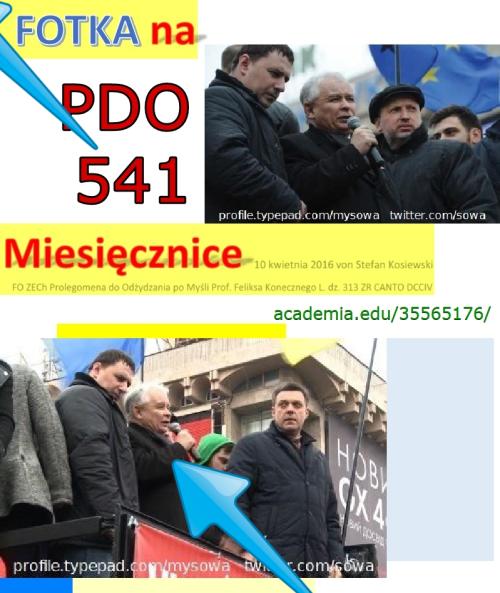 Pdo541 majdan kaczynski