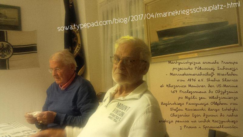 PDO469 Martynisci przeciw Trump sowa