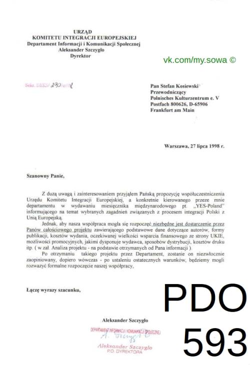 PDO593 27.7.1998 szczyglo vk.com my.sowa