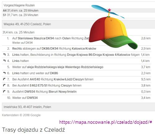 Screenshot_2018-10-26 Dojazd Czeladź  trasa do Czeladzi  wyznaczanie trasy