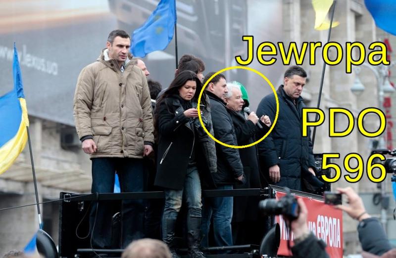 Jewropa kaczynski kurski jewy pdo596 kolo