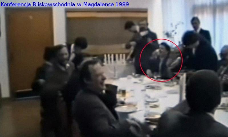 Kaczynski magdalenka pil konferencja bliskowschodnia