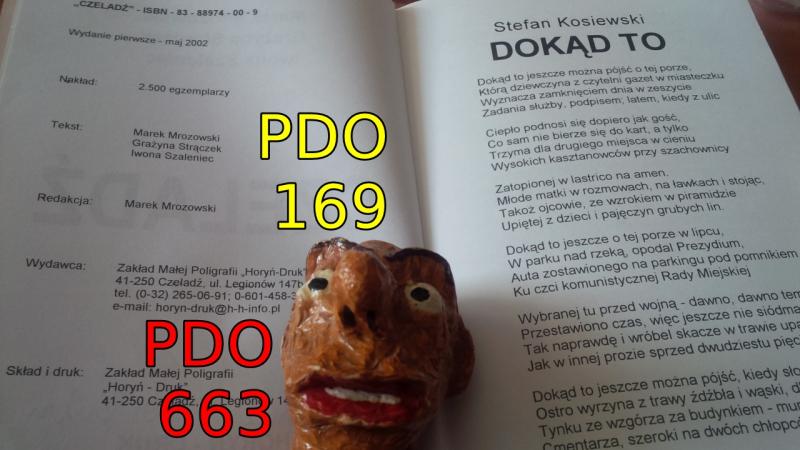 PDO663 PDO169