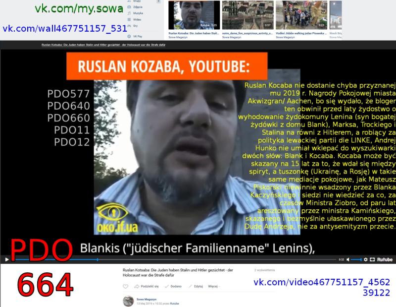 PDO664 BlankLenin Kocaba Screenshot_2019-05-16 Wideokatalog