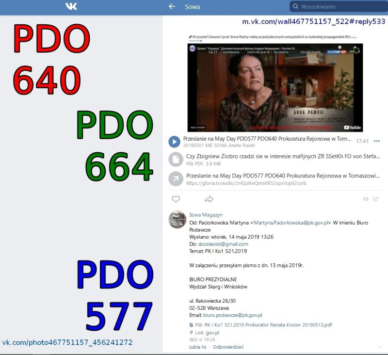 PDO664 PDO640 PDO577 Zrzut ekranu 2019-05-14