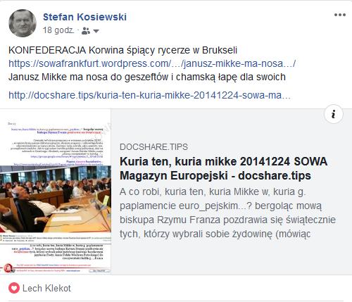 Screenshot_2019-04-08 KONFEDERACJA Korwina śpiący rycerze w Brukseli - Stefan Kosiewski