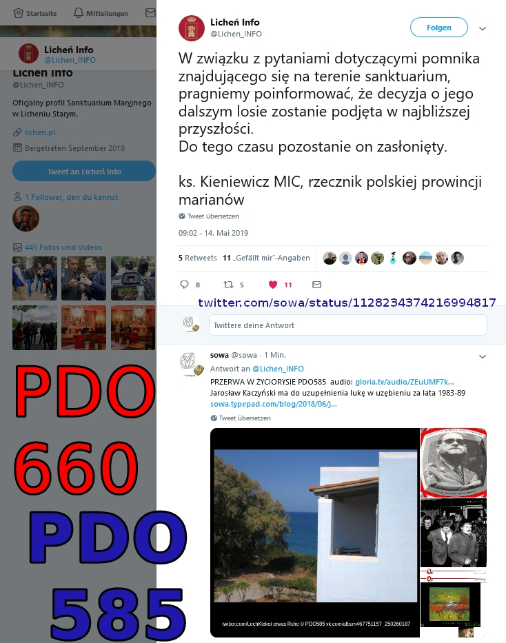 PDO585 PDO660 Screenshot_2019-05-14 Licheń Info on Twitter