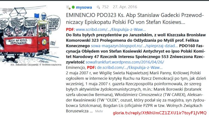 Screenshot_2019-05-14 EMINENCJO PDO323 Ks Abp Stanislaw Gadecki Przewodniczacy Episkopatu Polski FO von Stefan Kosiewski ZE[...](1)