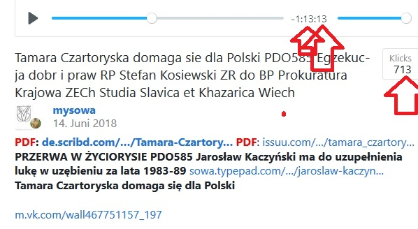 Screenshot_2020-01-21 Tamara Czartoryska domaga sie dla Polski PDO585 Egzekucja dobr i praw RP Stefan Kosiewski ZR do BP Pr[...](1)